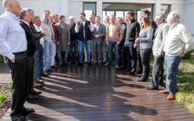 Elecciones 2013: Los intendentes que integran el Frente Renovador de Massa