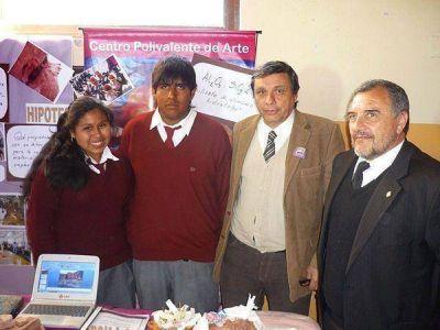 Se desarrolló la instancia regional de la Feria de Ciencia y Tecnología