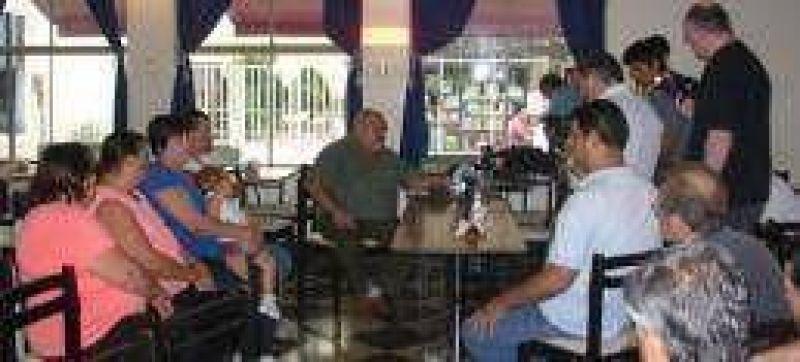 El intendente de Coronda, jaqueado por millonaria demanda judicial
