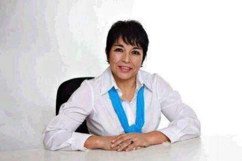 Amplio triunfo de Rosa Negrón en UTHGRA