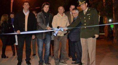 Se abrió la muestra de comercio e industria en la Expo Rural