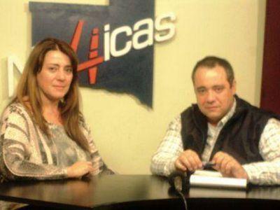 Adriana Garc�a no apoya a ning�n candidato