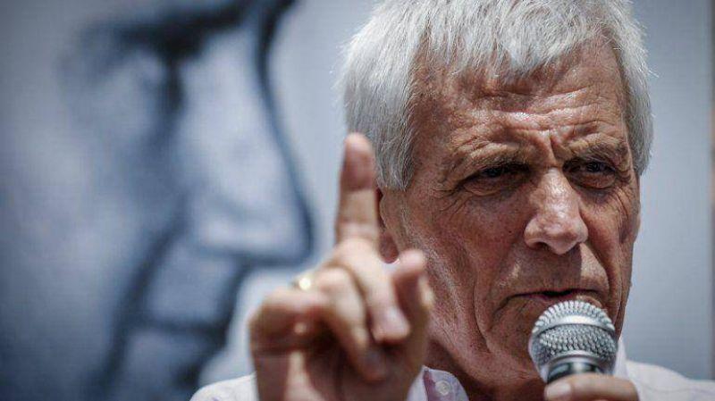 Caló minimizó el revés electoral y ratificó el apoyo de la CGT Alsina al kirchnerismo