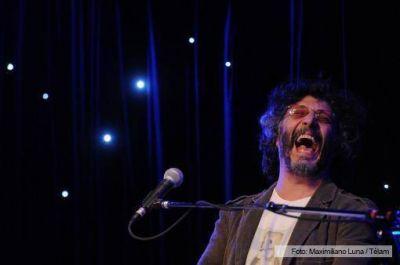 Fito, Tan Biónica y otros músicos lanzaron la gira solidaria por todo el país