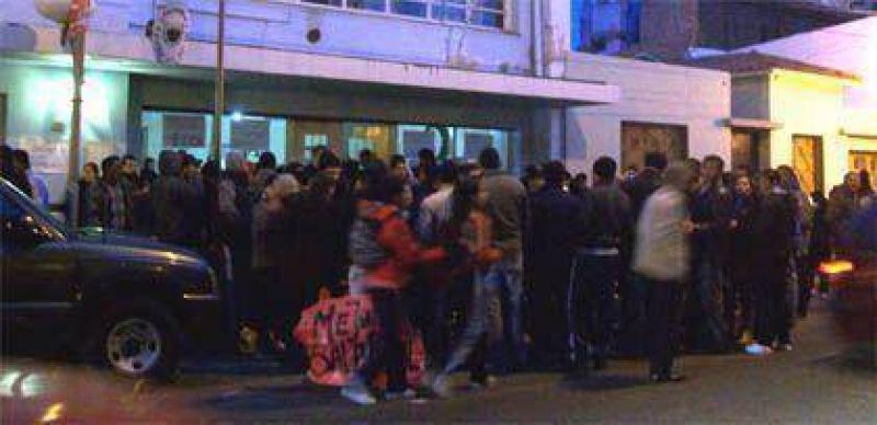 APTS manifestó su apoyo al reclamo de los policías