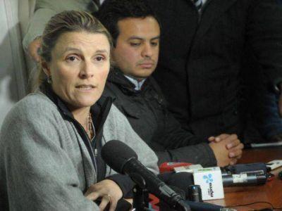 Pace dijo que Villalba avaló la situación de trata de personas