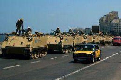 """Testimonios del """"desprecio por la vida"""" de las fuerzas egipcias"""