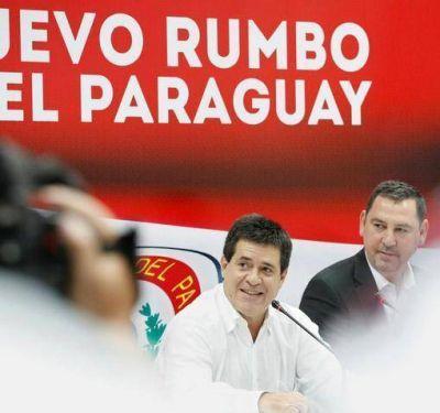 """Cartes: """"Quiero implementar en Paraguay el sistema de salud pública misionero porque es un ejemplo"""""""
