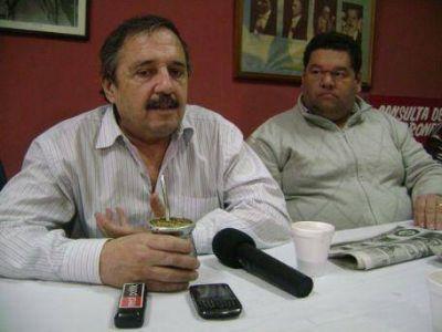 """Ricardo Alfonsín visitó Berisso: """"El Frente Progresista es la única alternativa a las versiones del justicialismo"""""""