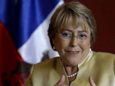 Chile: Bachelet pidió que Barrick cumpla con las normas ambientales para que sigua con Pascua Lama