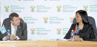 II Encuentro de Ministros de Agricultura de África Subsahariana y Argentina