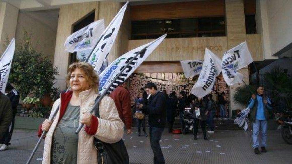 Tras el paro bancario, la Nación multó a la Caja por no acatar una conciliación