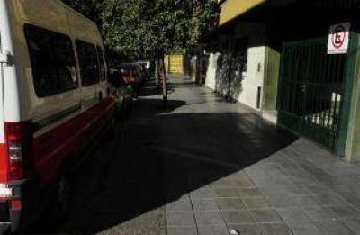 Los autos mal estacionados fueron las estrellas del primer mes de las fotomultas