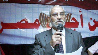 El ejército egipcio detuvo al líder de los Hermanos Musulmanes
