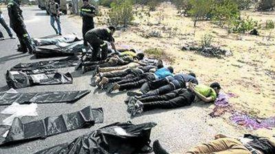 Otra matanza en Egipto: un grupo islamista ejecutó a 25 policías