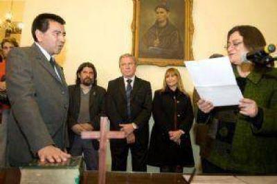 Gordillo pidió la renuncia a todo el gabinete social