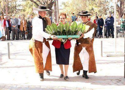 Conmemoraron los 452 años de la Primera Fundación de Jujuy