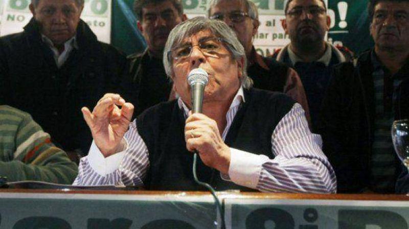 """Para Moyano, la reunión en Río Gallegos será un """"monólogo presidencial"""""""
