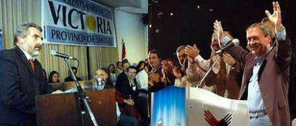 Schiaretti y Rossi presentaron a sus candidatos