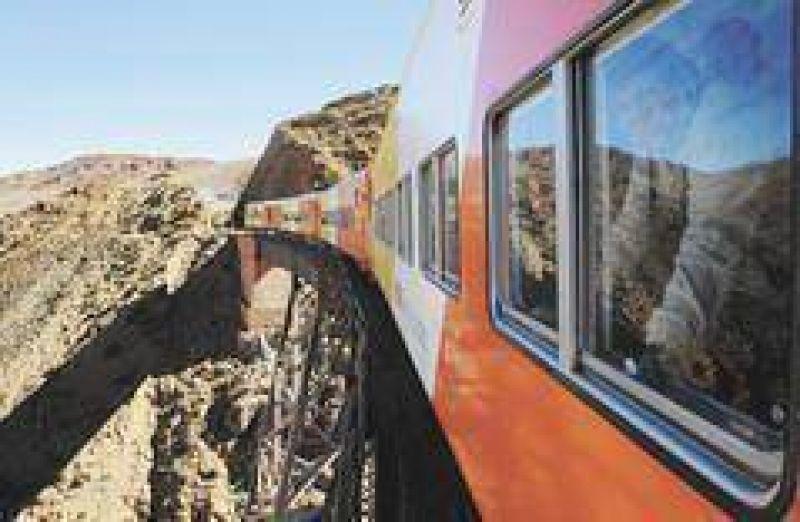 El 24 de mayo vuelve en Salta el Tren a las Nubes