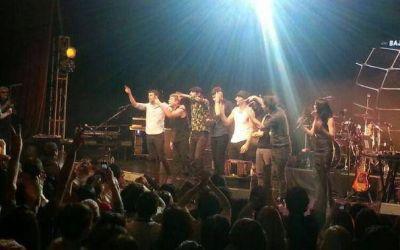 Bajofondo llenó el Auditorium de Mar del Plata