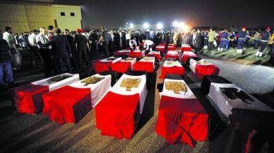Los militares egipcios intentan borrar las huellas de la represión