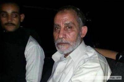 Detuvieron al máximo líder de los Hermanos Musulmanes y convocaron a la desobediencia civil