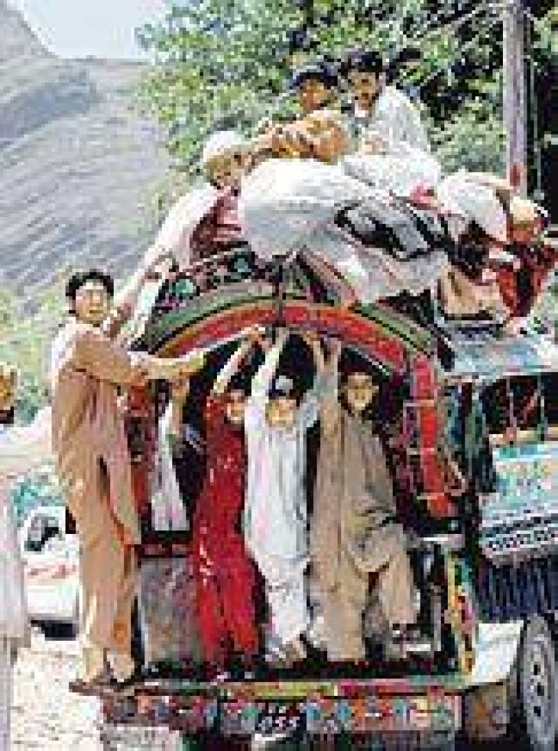La crisis humanitaria, una bomba de tiempo para los militares paquistan�es