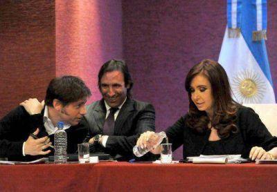 """Califican de """"positiva"""" la reunión convocada por Cristina"""