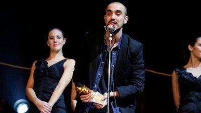 Abel Pintos, ganador del premio Gardel de Oro