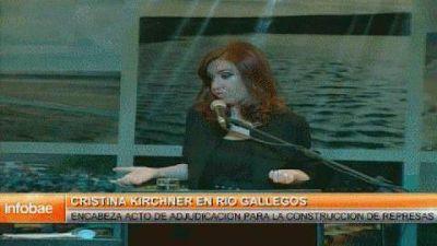 """Cristina Kirchner: """"Australia y Canadá son mucho más cool que cualquier país latinoamericano"""""""