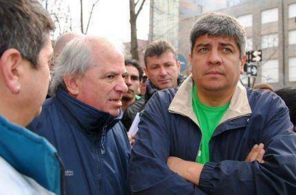 Pablo Moyano rechazó de plano la Municipalización del servicio y clamó por una prórroga laboral de dos años