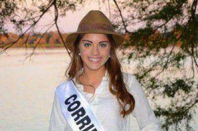 Una correntina electa en Formosa es la flamante Miss Teen Earth Argentina 2013