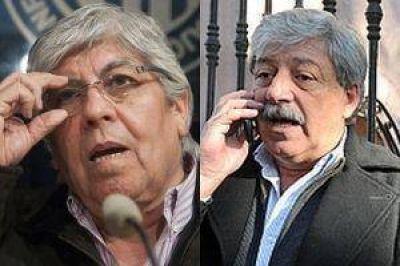 Moyano y Buzzi fustigaron a Cristina por ser excluidos de la convocatoria