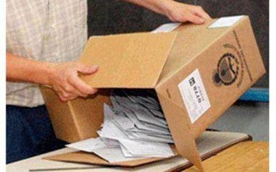 PASO: La Junta Electoral deniega la apertura de algunas urnas y se espera el escrutinio final