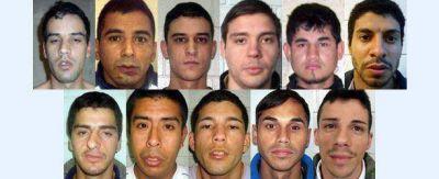 Continúa intensa búsqueda para hallar a los 11 fugados de Ezeiza