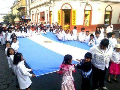 Jujuy rinde homenaje a los héroes de 1812