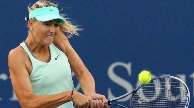 María Sharapova se perderá el US Open por lesión
