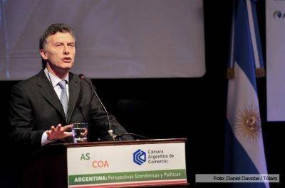 """Macri """"no pudo leer"""" los comentarios de los empresarios tras el diálogo con la presidenta"""
