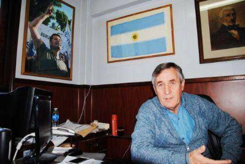"""Juan Rodríguez: """"Sabemos que lo que ocurrió en Rosario puede pasar en cualquier lado"""""""