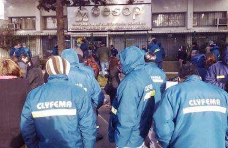 Conflicto en San Bernardo: trabajadores realizaron paro y movilización