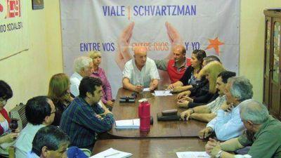 El FAP entrerriano apunta a unificar lista de cara a octubre