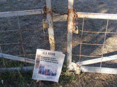 Anarquía en Pellegrini: el conflicto por el frigorífico amenaza con dilapidar la gestión de Pacheco