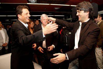 López Mancinelli se incorpora formalmente al Frente Renovador
