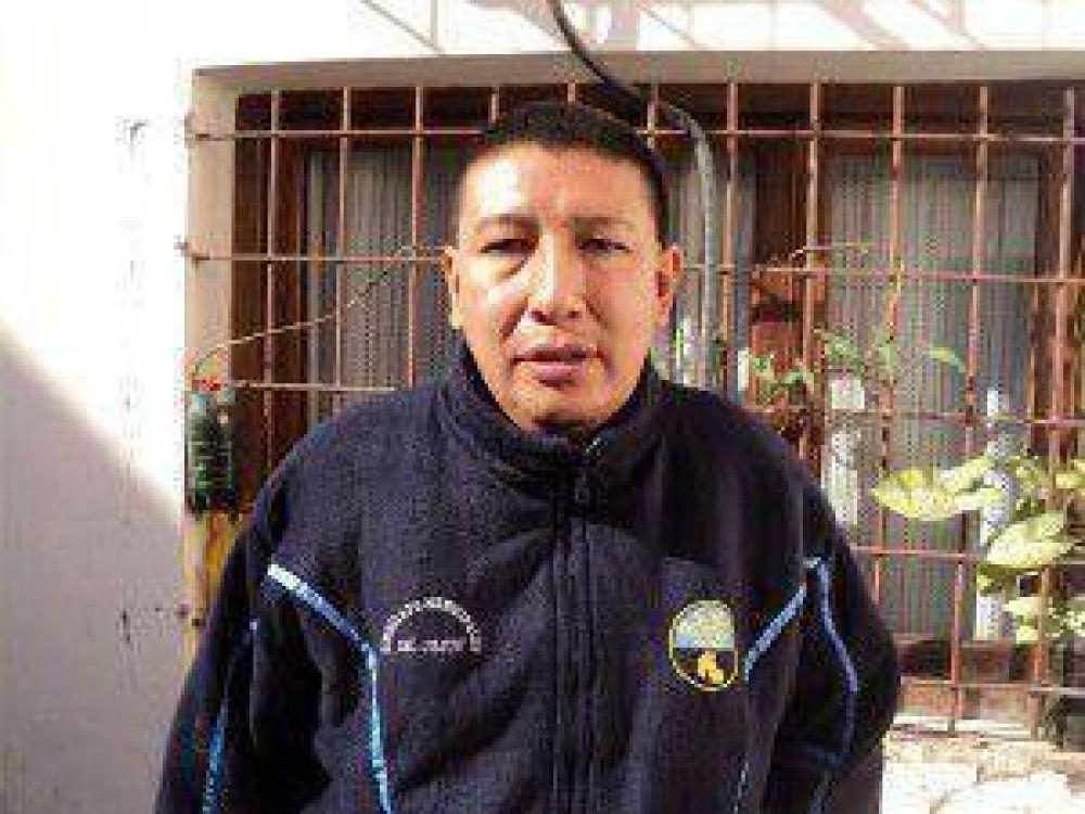 """Prieto aseguró que """"nosotros somos las autoridades del SEOM hoy"""""""