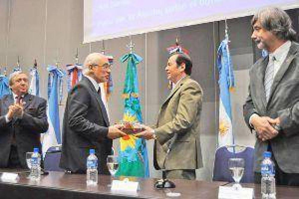Zamora presidió el acto de apertura del IV Congreso Argentino de Justicia y Tecnología