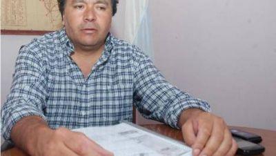 Huillapima: el CD pide informes a Soria por los fondos del municipio