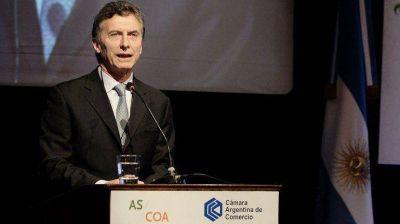 Macri respaldó la frase de Scioli y pidió gobernar con responsabilidad