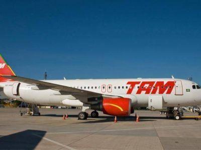 La compañía brasileña TAM quiere desembarcar en Rosario para volar a San Pablo