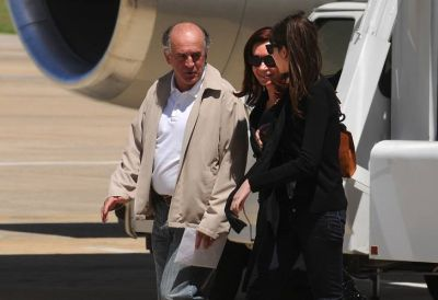En qué se basa la denuncia contra Parrilli por el viaje de CFK a Seychelles